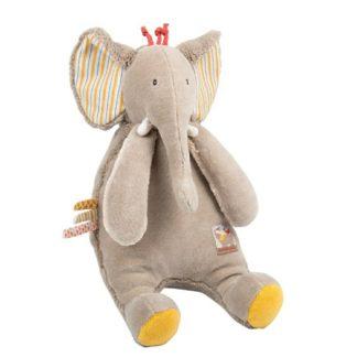 Moulin Roty Elephant Soft Toy