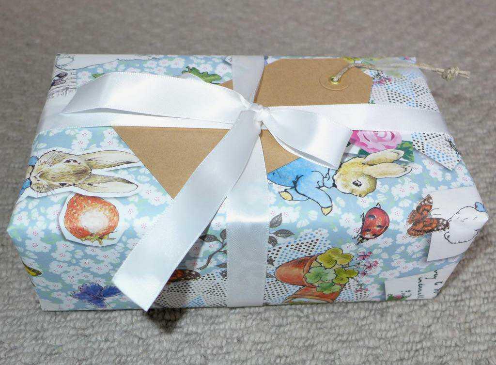 Gift Wrapped Baby Gifts Uk : Gift wrapping