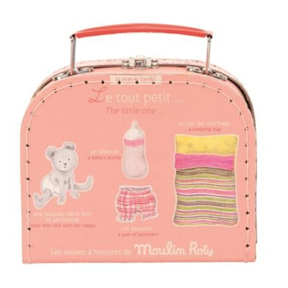 Moulin Roty Baby Mouse Suitcase