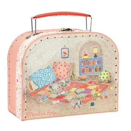 Baby Mouse Suitcase Closed
