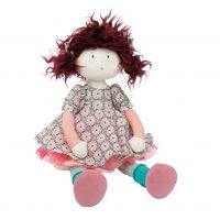 Jeanne Rag Doll Moulin Roty