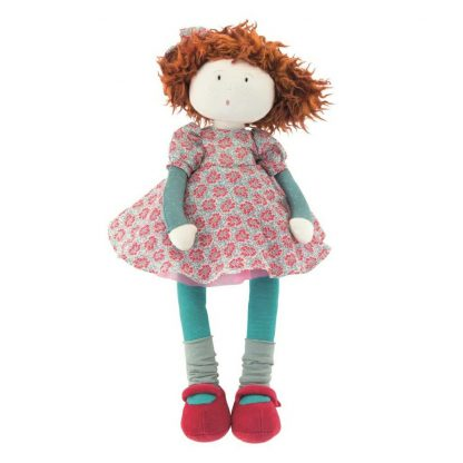 Fannette Les Coquettes Rag Doll by Moulin Roty
