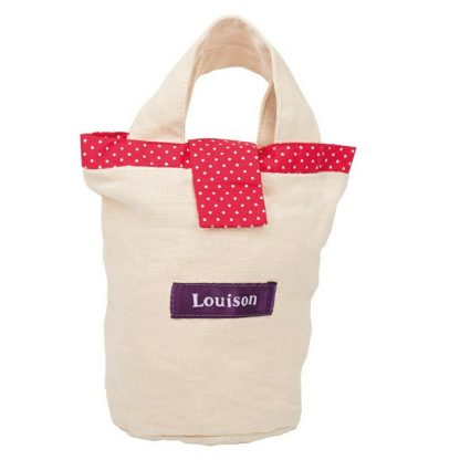 Moulin Roty Louison rag doll bag