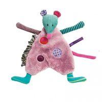 Moulin Roty Mouse Newborn Comforter Les Jolis Pas Beaux