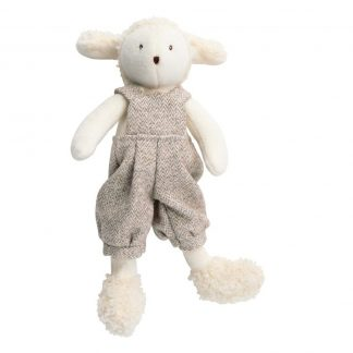 Moulin Roty Tiny Albert Lamb 20cm