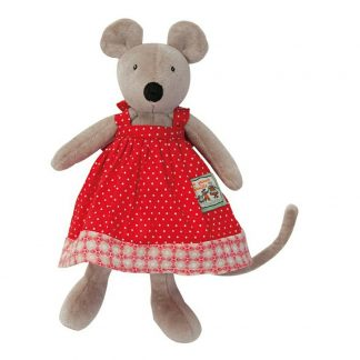 Moulin Roty Tiny Nini Mouse 20cm