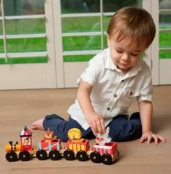 Wooden Toys at Little Tiger Gifts