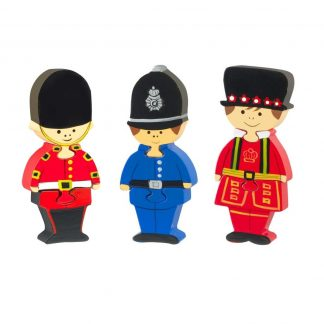 Wooden London Jigsaw Puzzles