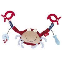 Crab Pram Toy by Sigikid