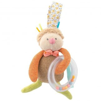 Moulin Roty Les Tartempois Firefly Ring Rattle