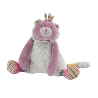 Moulin Roty Les Pachats Purple Cat