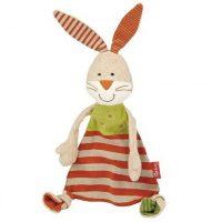 Organic Bunny Comforter by Sigikid