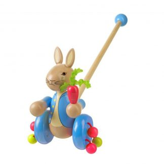 Peter Rabbit Push Along Toy