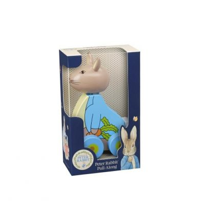 Pull Along Peter Rabbit Packaging
