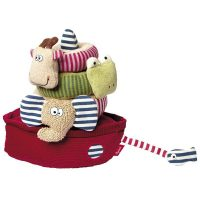 Soft Activity Stacking Toy by Sigikid