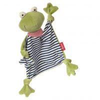 Organic Frog Comforter by Sigikid