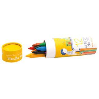 Large Wax Crayons