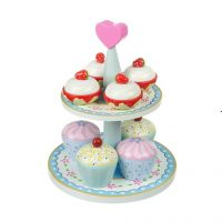 Cream Tea Set Orange Tree Toys