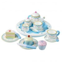Tea Set and Tray