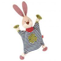 Organic Rabbit Comforter