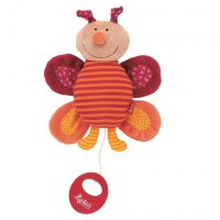 Musical Butterfly Soft Toy
