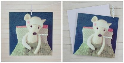 Get Well Soon Card Hanging