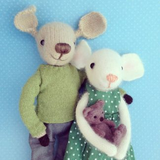 New Baby Card CR59 Pippi & Me