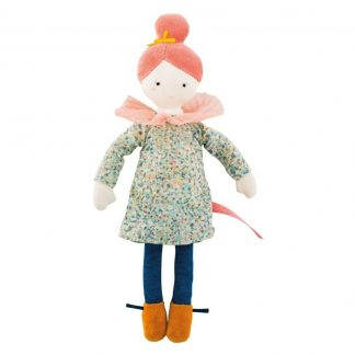 Les Parisiennes New Agathe Soft Doll