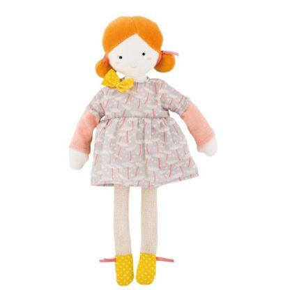 Les Parisiennes New Blanche Soft Doll