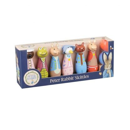 Peter Rabbit Skittles Packaging