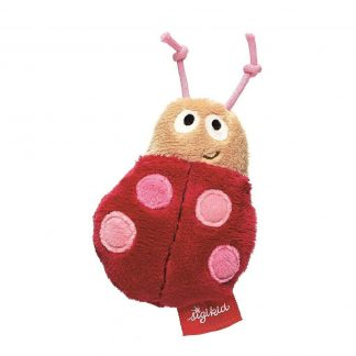 Ladybird Rattle Toy