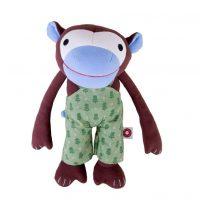 Organic Frederik Monkey Soft Toy
