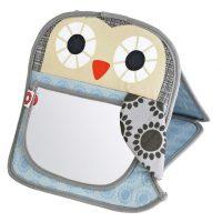 Grey Owl Mirror from Franck & Fischer