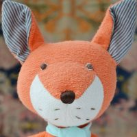 Reginald Fox Soft Toy
