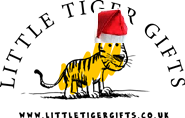 Little Tiger Gifts Christmas Logo