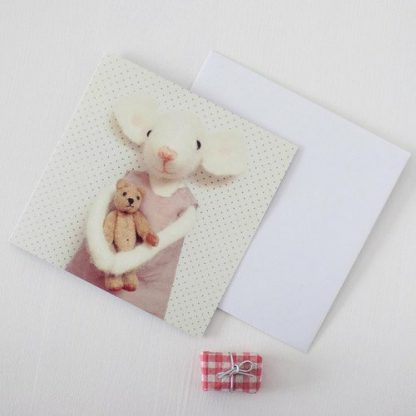 Blank Mouse Card