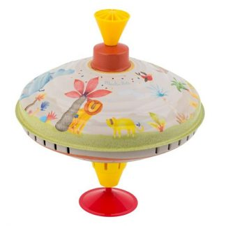 Les Papoum Spinning Top