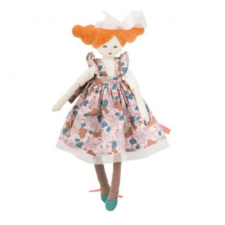 Moulin Roty Small Alluring Dame Doll