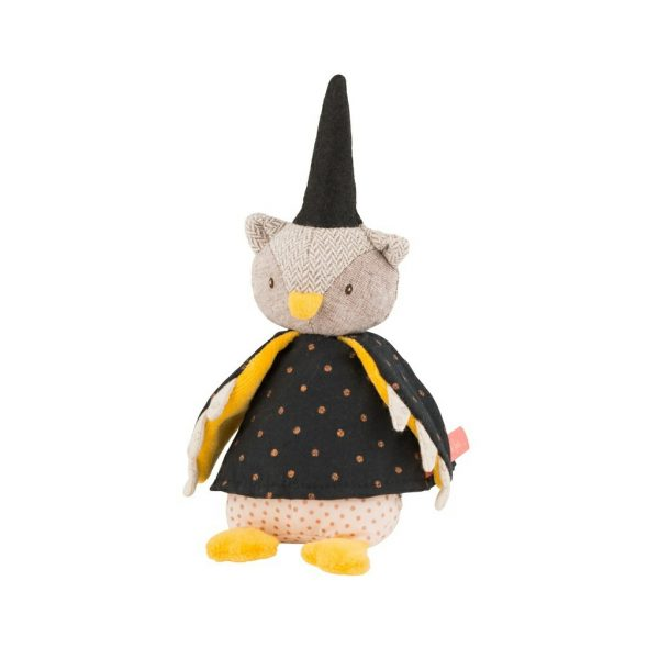 Moulin Roty Small Magician Owl Doll