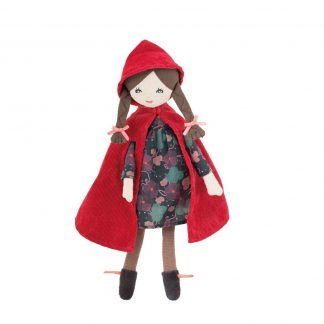 Moulin Roty Little Red Riding Hood Doll Small