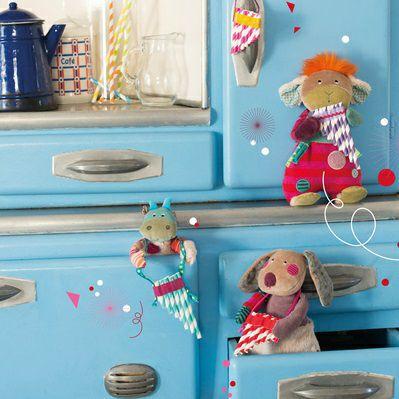 Moulin Roty Les Jolis pas Beaux Kids Soft Toys