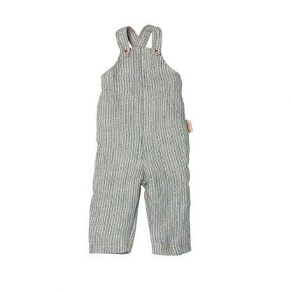 Best Friend Stripy Overalls from Maileg