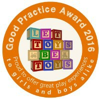 Let Toys be Toys Good Practice Award 2016