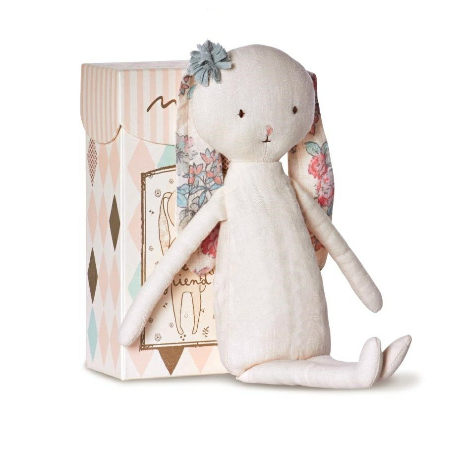 Maileg Soft Toy Rabbit with Gift Box