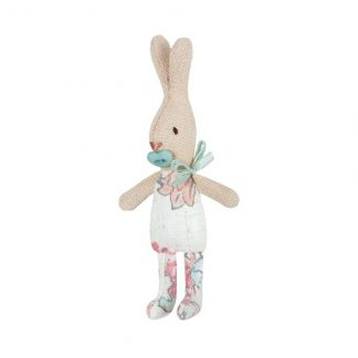 Maileg My Rabbit Green Button Dummy