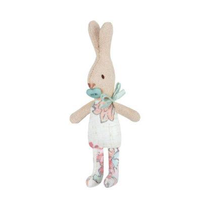 Maileg My Rabbit Green Button Dummy