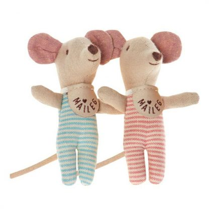 Maileg Baby Twin Mice