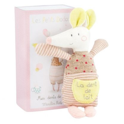 Moulin Roty Nine tooth mouse