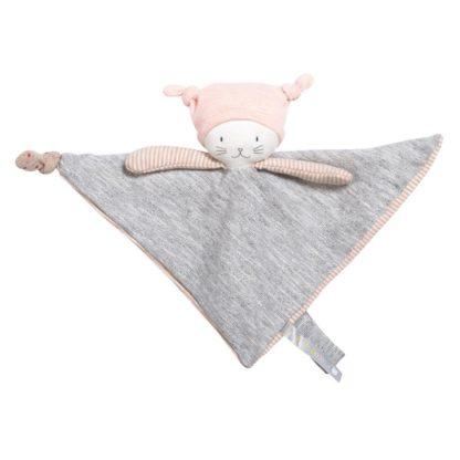 Les Petits Dodos Moon Cat Comforter