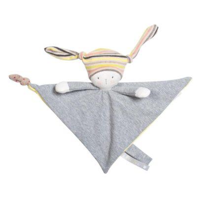 Les Petits Dodos Nin-Nin Rabbit Comforter